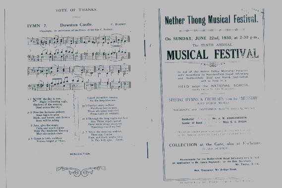 music 1930