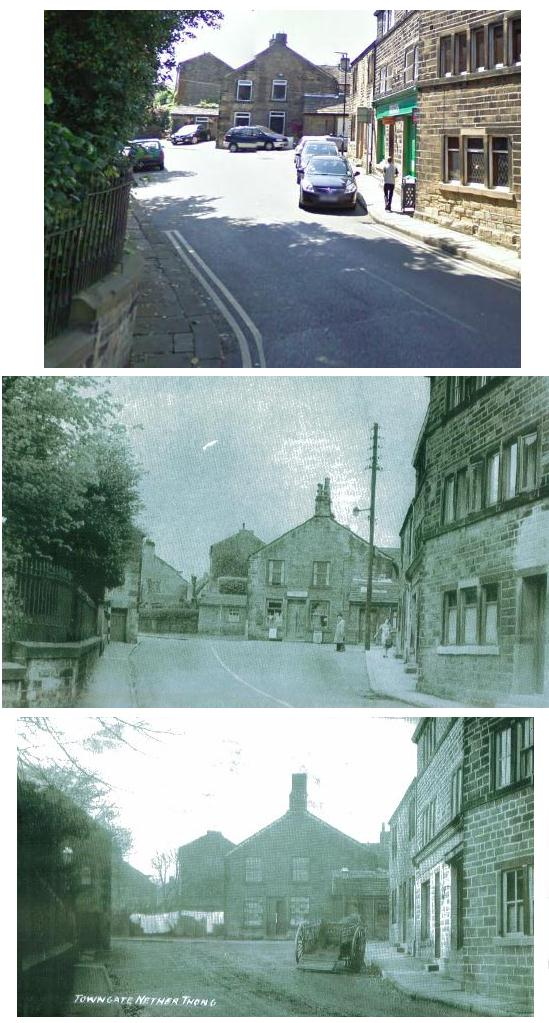 Towngate over the years