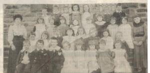 Infants department circa 1900s