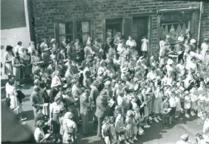 Combined School Feast 1949