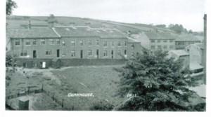 Haigh Lane, Deanhouse circa 1910.