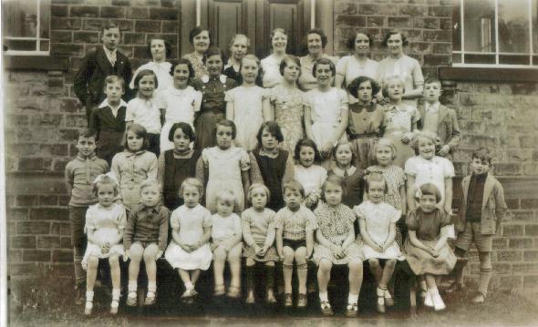 Zion Methodist Church History Of Netherthong