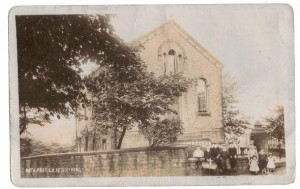 The Zion Church 1931 with Sunday School children