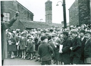 mm23. Combined school feast in Towngate 1934