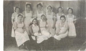 Nursing staff - date unknown