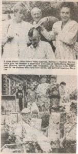 Carnival June 1990