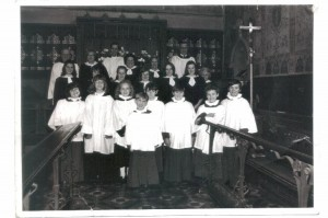Church choir - date unknown