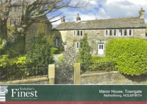 The Manor House, Towngate up for sale in May 2014.