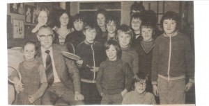 New Youth Group formed April 1976