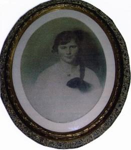 Amy Roebuck b.1903