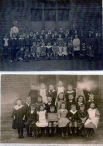 Wilshaw School 1913-14