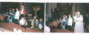 A Christmas Carol Dec.2000. Photos 1 and 2
