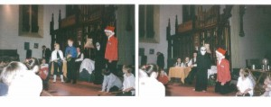 A Christmas Carol. Dec.2000 Photos 3 and 4