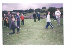 Sports Day Summer 2000 Photo 2